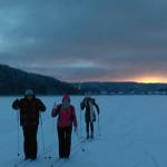 Лыжный поход по Сямозеру