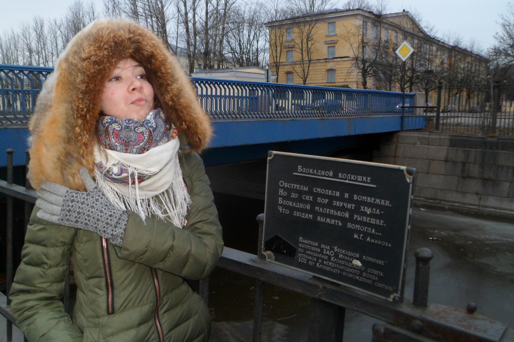 Мост в Кронштадте