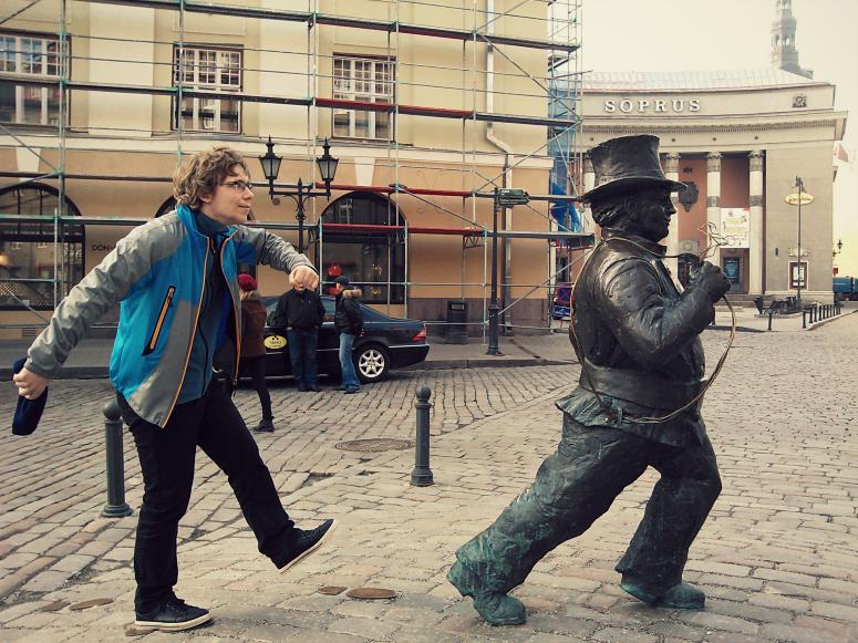 Где-то в Таллине