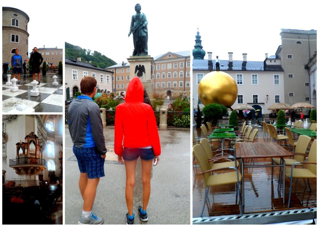 Моцарт, Шахматы и двойник мюнхенского человека на шаре