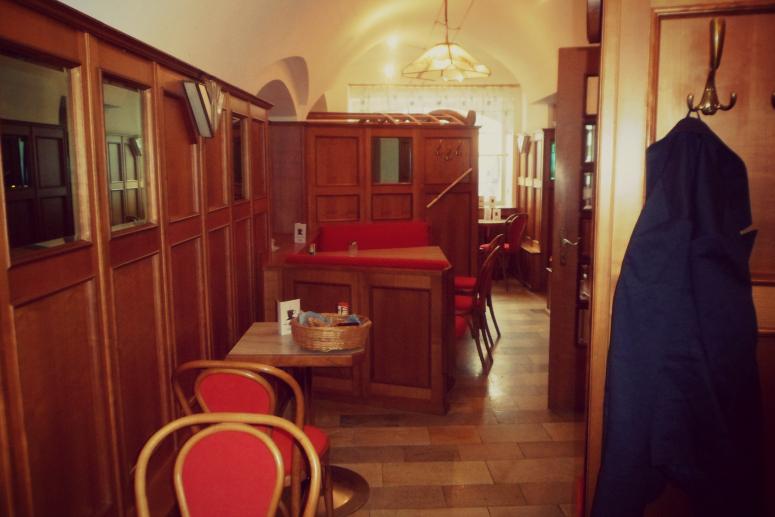 Кофейня в Хаге