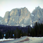 Доломитовые Альпы весной