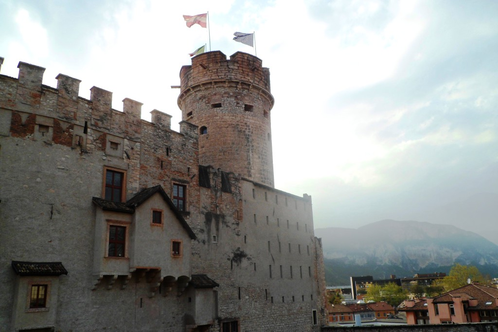 Замок в Тренто