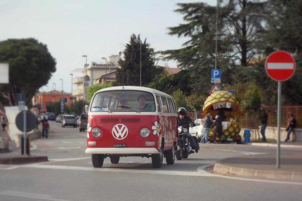 итальянская машина