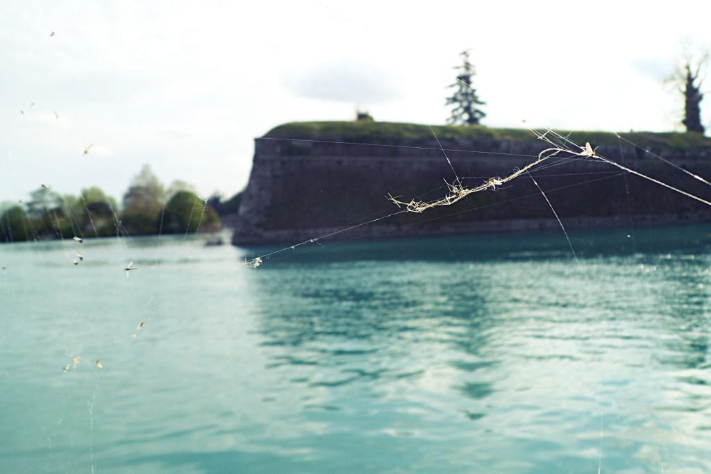 вид на озеро Гарда