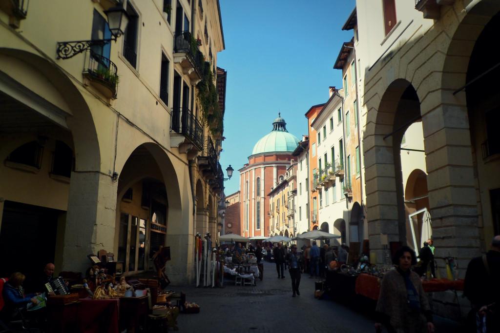 улицы Виченцы