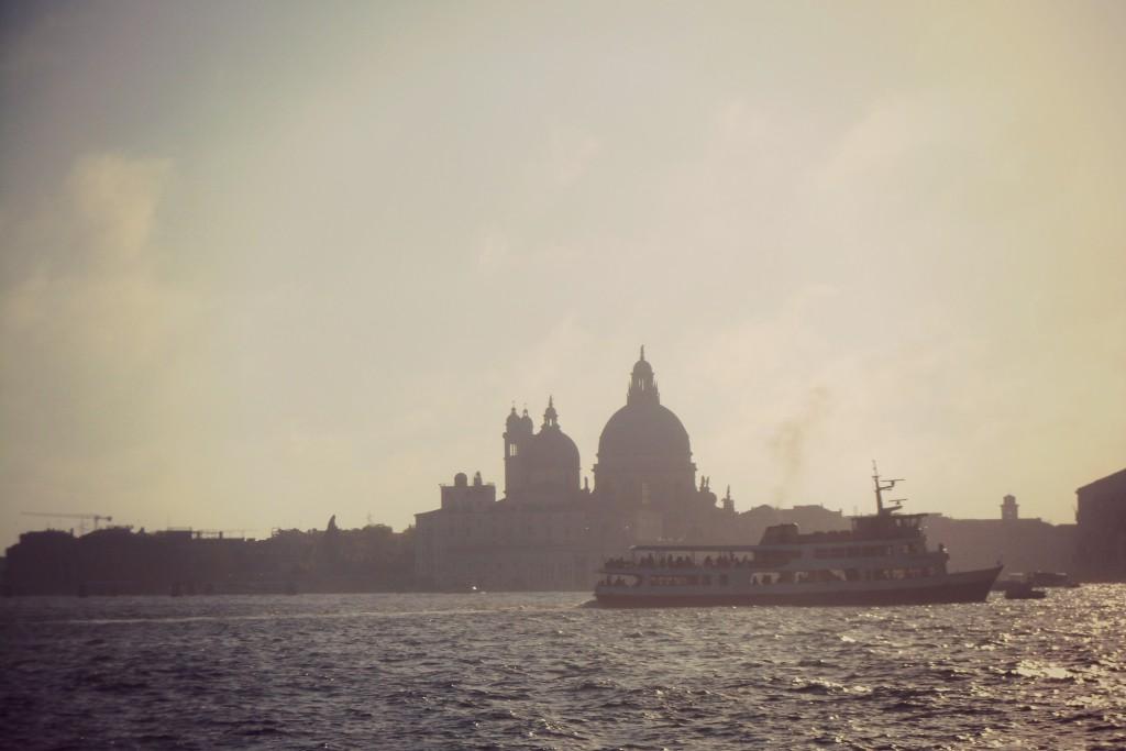 водный транспорт в Венеции