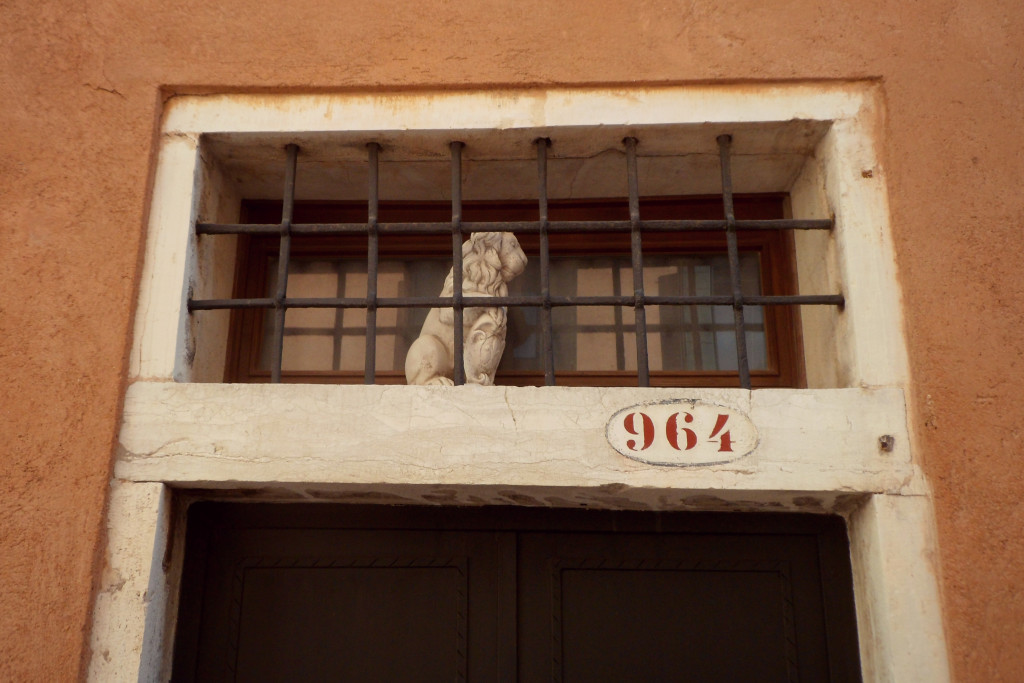 скульптура в венеции