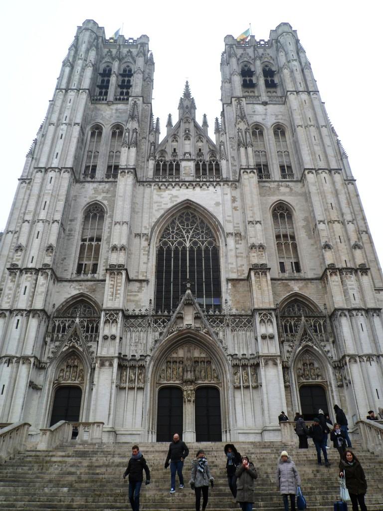 Большая церковь в Брюселле