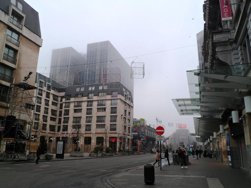 улицы Брюселля