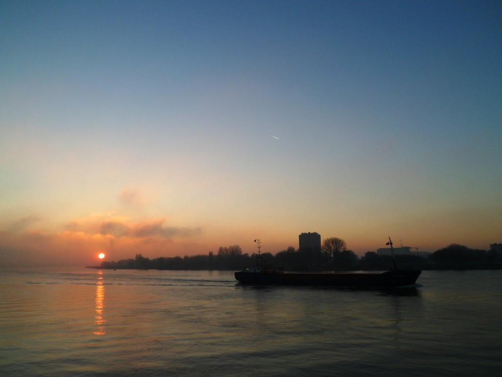 river in Antwerpen