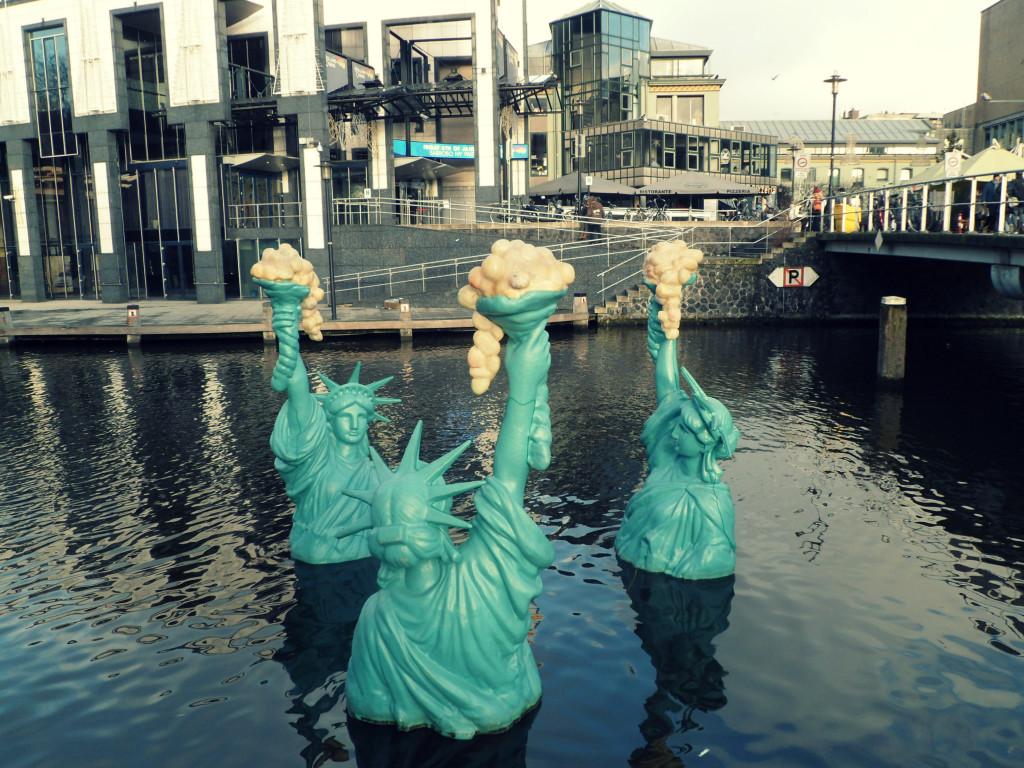 современное искусство в Амстердаме