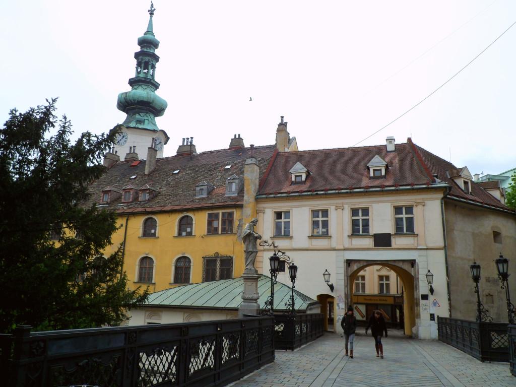 starii gorod Bratislava