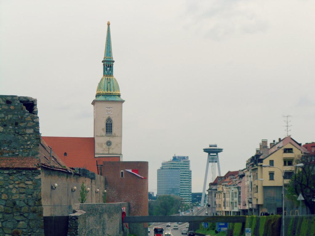 NLO v Bratislave