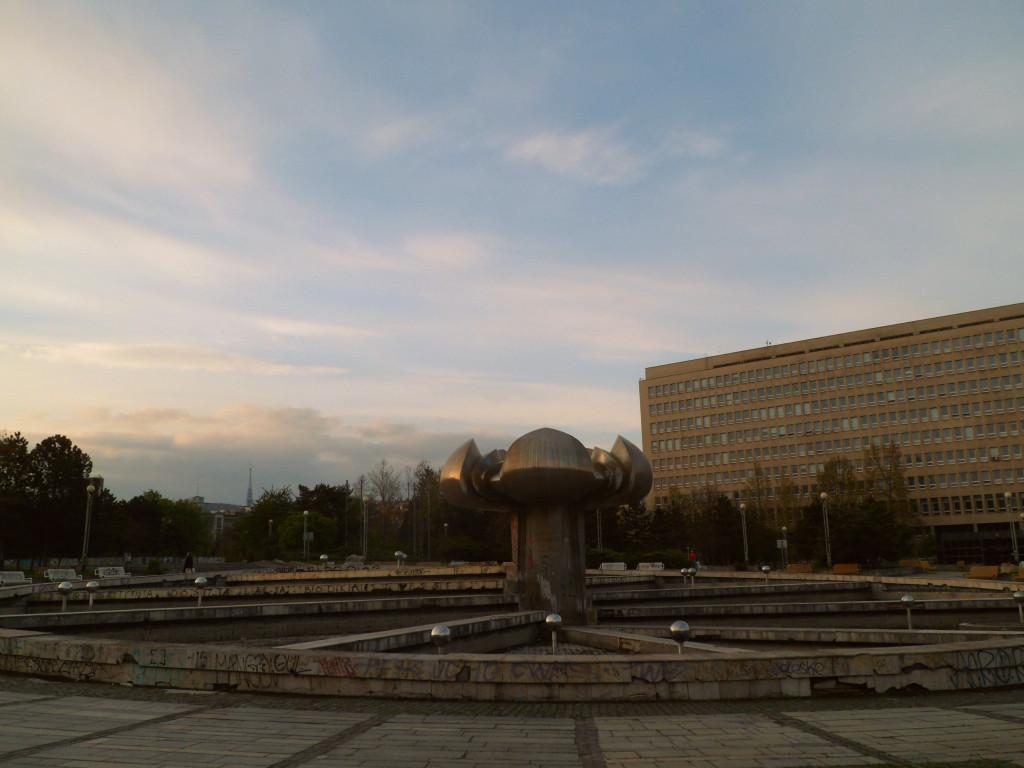 samii bolshoi fontan v Slovakii
